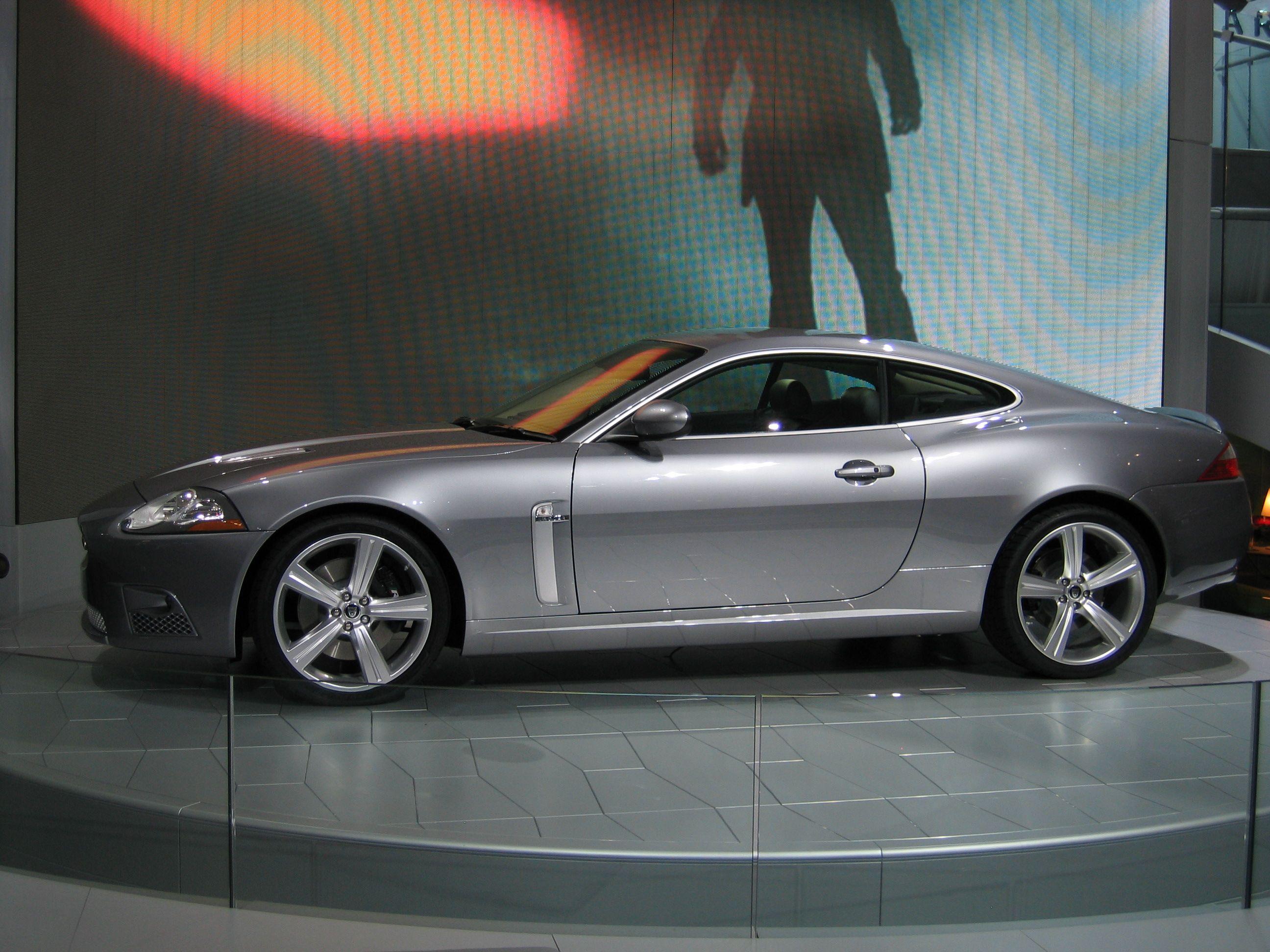 Gray Jaguar XKR X150 | Jaguar, Jaguar car, Jaguar xk