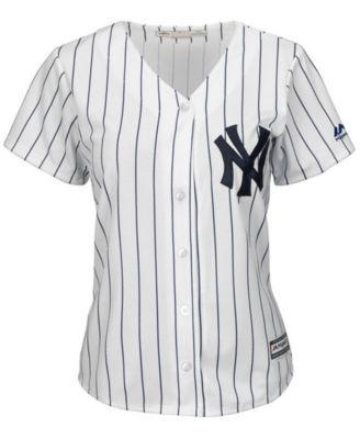 Majestic Women s Giancarlo Stanton New York Yankees Cool Base Player Replica  Jersey - White XL 49ced4d4f