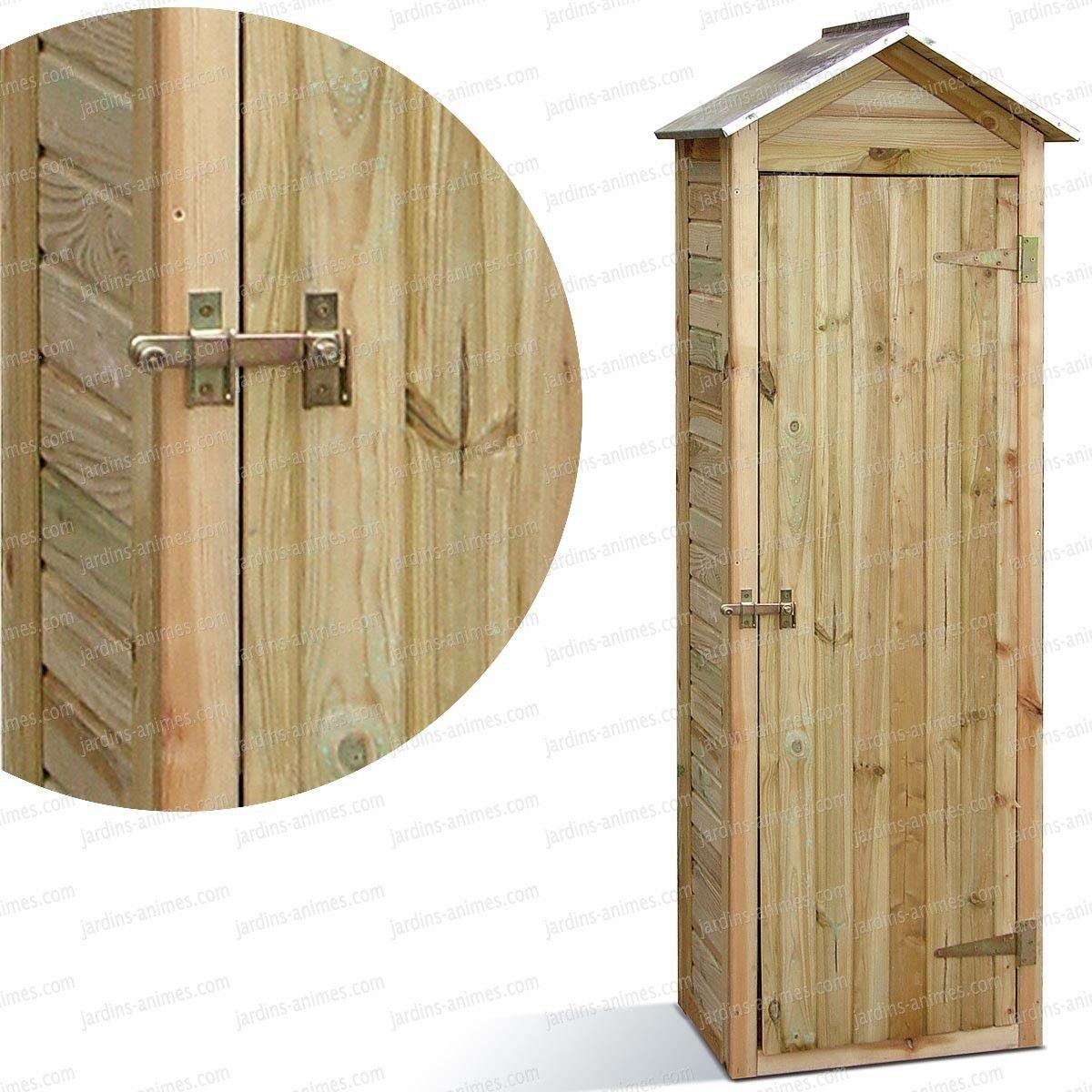 armoire de rangement bois fsc armoire de. Black Bedroom Furniture Sets. Home Design Ideas
