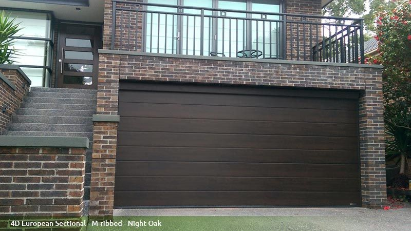 German Sectional Garage Doors Rj Garage Doors Melbourne Garage