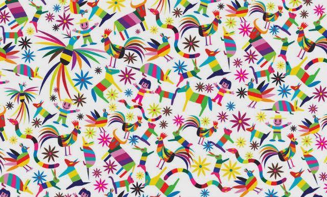 Los colores de Tenango Hidalgo, un talento des-bordado ...