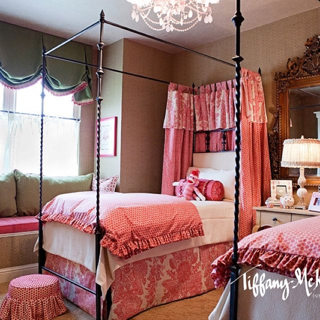 custom iron canopy beds made for two sweet on Pink Canopy For Twin Bed id=49174
