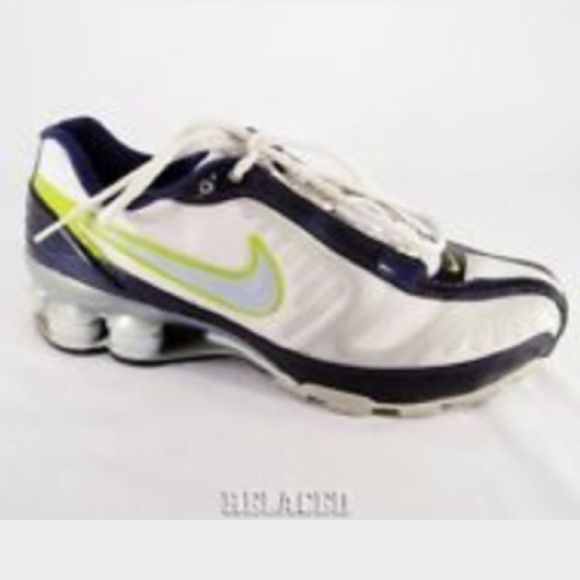 27b1a 2073a womens nike shox shoes canitbemine various styles ... e6049ed95