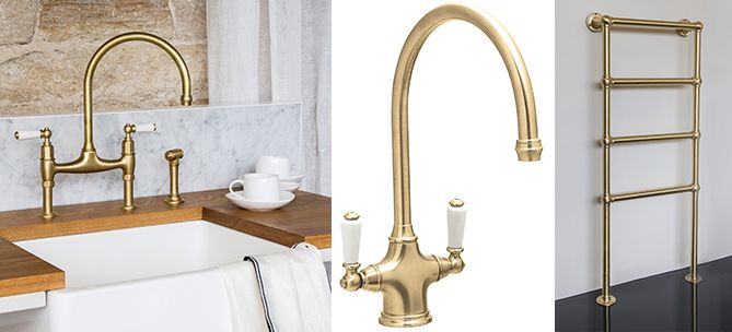 Finishes | Chrome | Nickel | Pewter | Gold | Uncoated bare brass ...