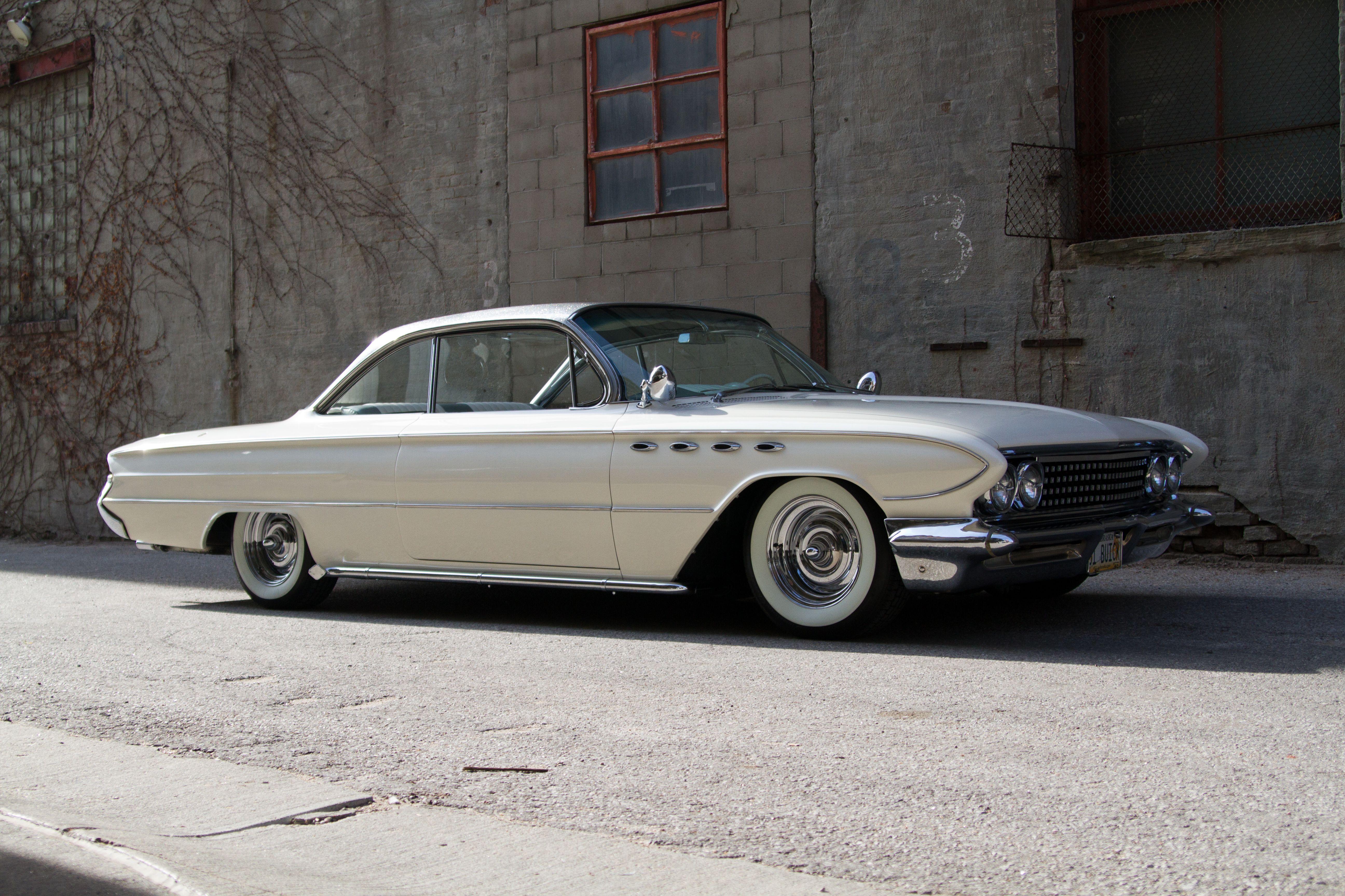 Customized 1961 Buick Invicta Classic Car Restoration Buick Cars Cool Cars