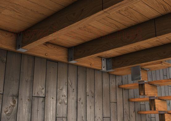 Entrepisos de madera construccion buscar con google - Construccion de pergolas de madera ...