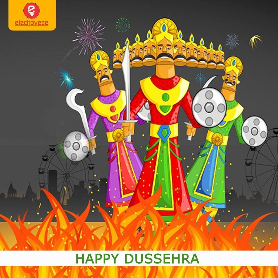 Wish you a very #HappyDussehra