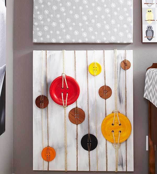 Elegant 27 Mesmerizing DIY Wall Art Design Ideas To Beautify Your Home In A Glance  Usefuldiyprojects (