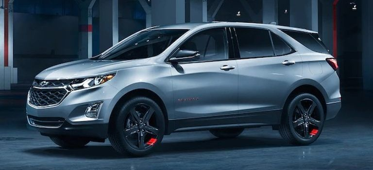 What Does The 2019 Chevy Equinox Redline Edition Add In 2019