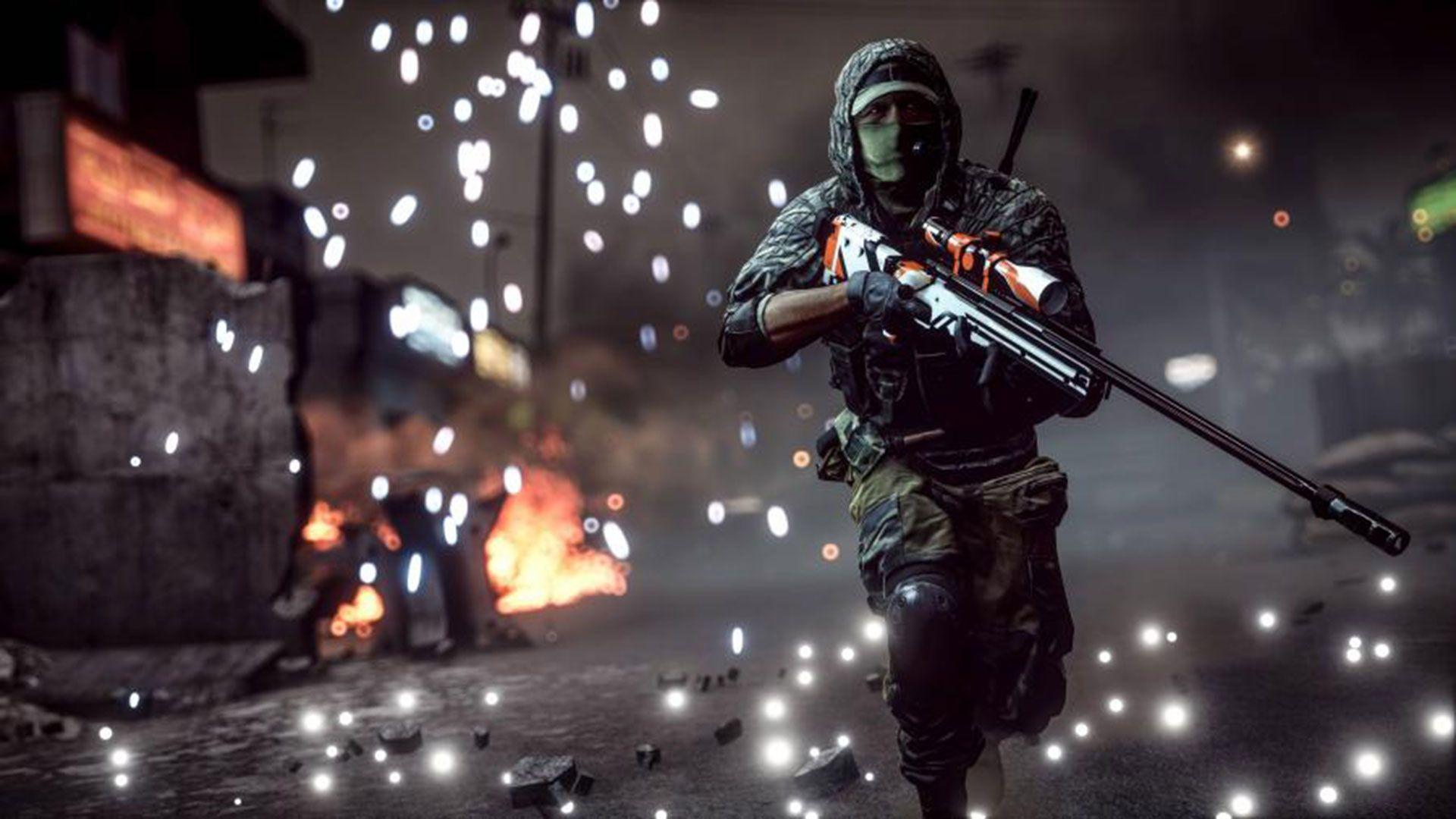 Battlefield 4 Sniper Poster [1920x1080] Battlefield 1