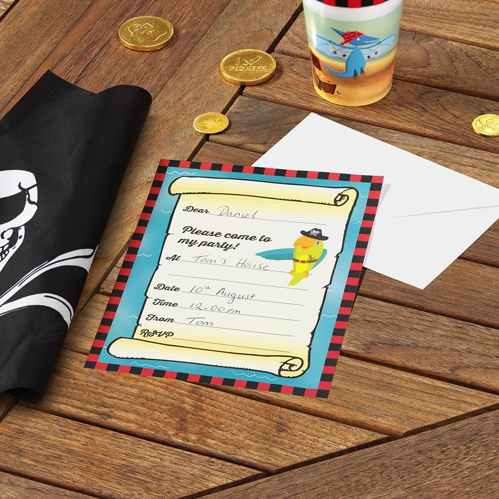 Dino Island Party Invitations | Dino Island | Pinterest