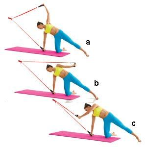 3 pilates moves for super flat abs  pilates workout