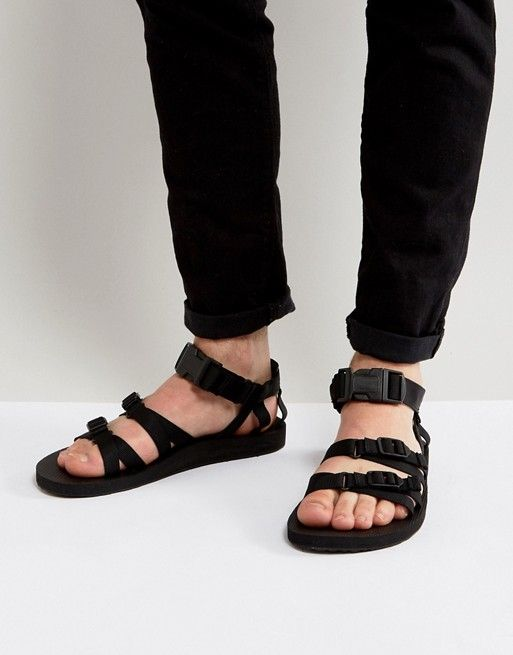 01a4c65f3 Buy Black Teva High sneakers for men at best price. Discover Fashion Online