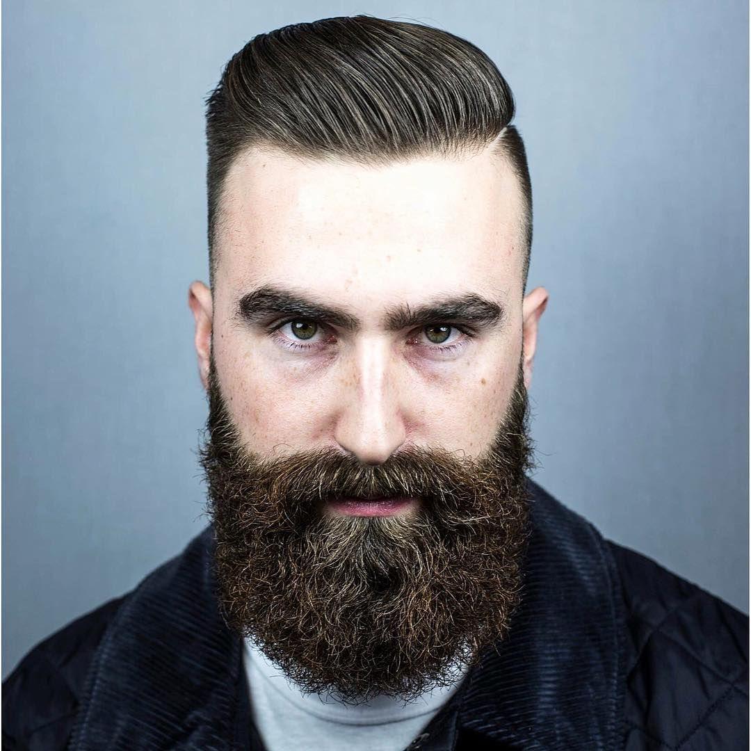 Park Art|My WordPress Blog_How To Comb A Medium Beard