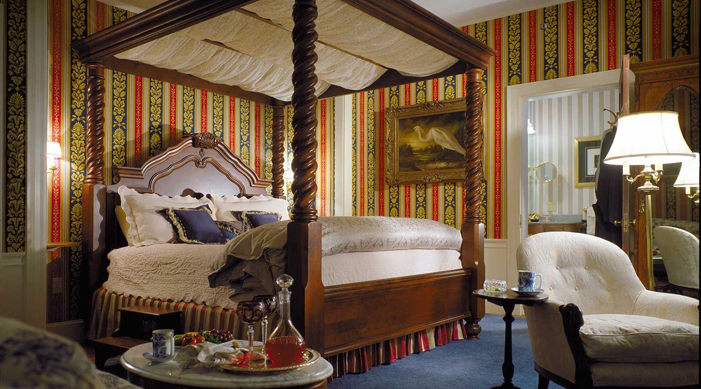 Our boutique hotel is the top rated bed and breakfast in