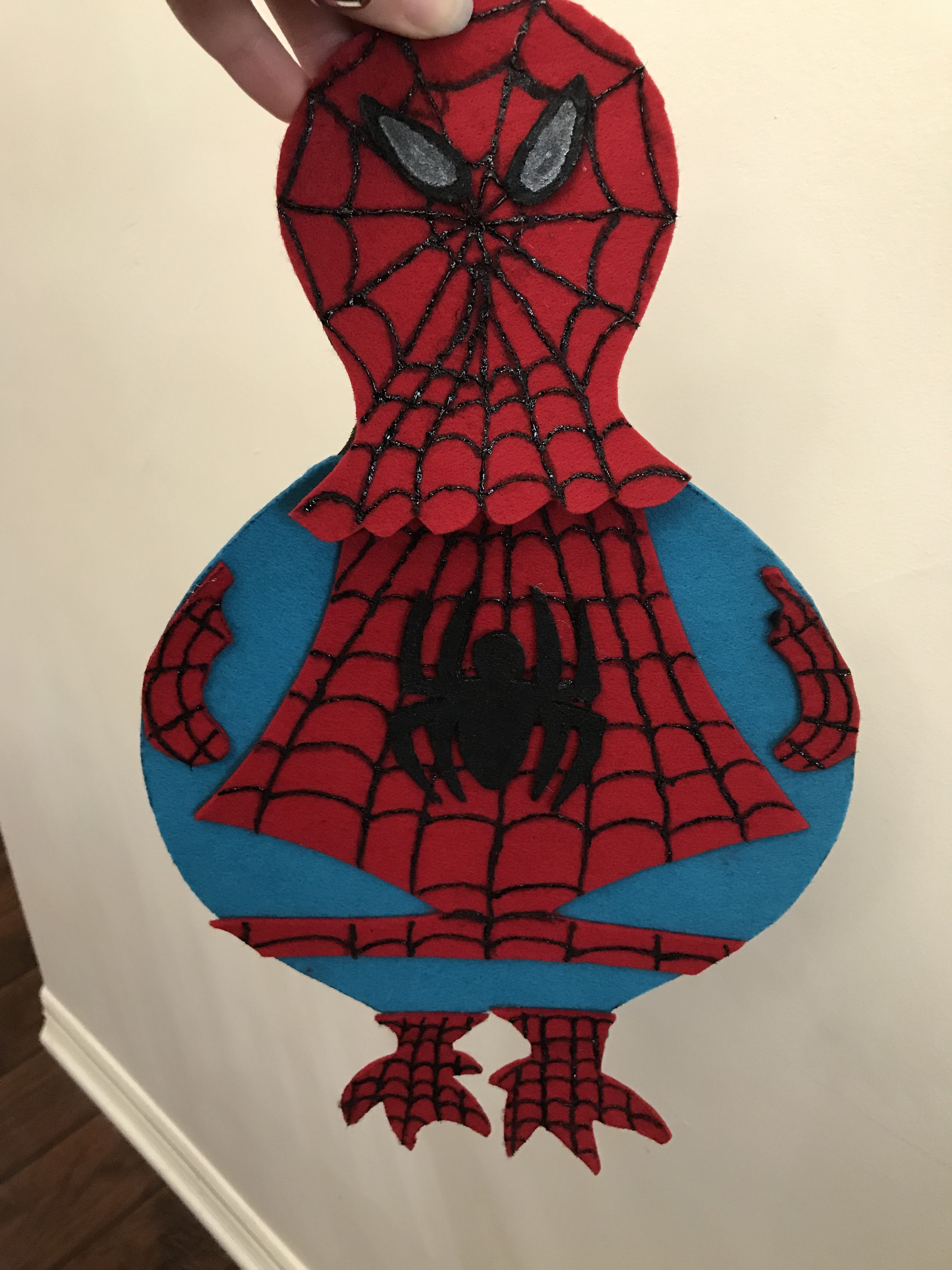 Tom The Turkey Disguise Spiderman For The Kids Turkey Disguise