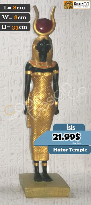 Isis Hator Temple