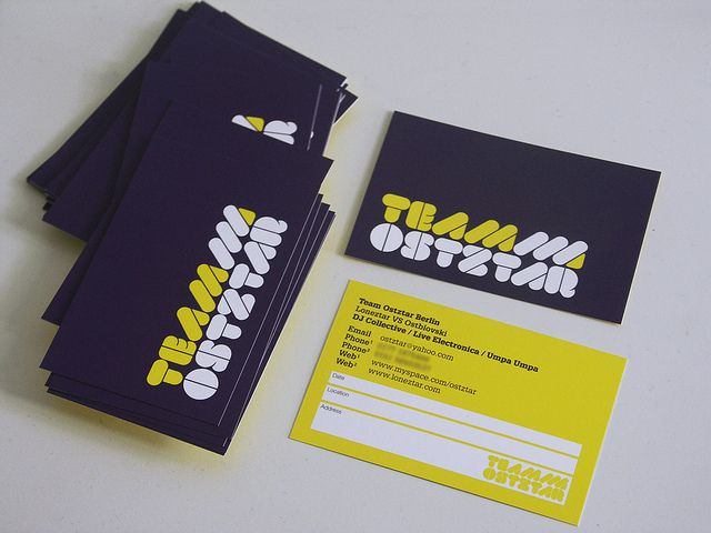 Team ostztar berlin business cards pinterest business cards business cards team ostztar berlin reheart Images