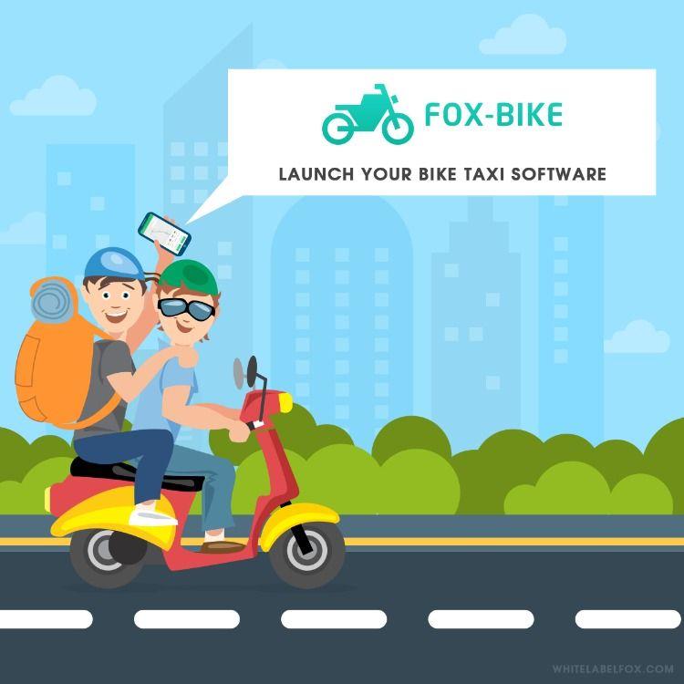 Launch Your On Demand Bike Ride App Bikeride Ubermotor Uber