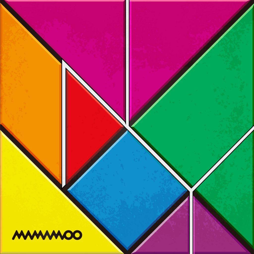 MAMAMOO - 'NEW YORK' Album Cover | ~~ Kpop Albums ~~ in 2019
