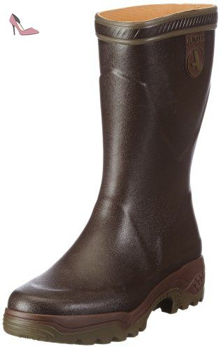 Orzac - Chaussure dequitation - Femme - Marron (Dark Brown) - 36 EU (3.5 UK)Aigle