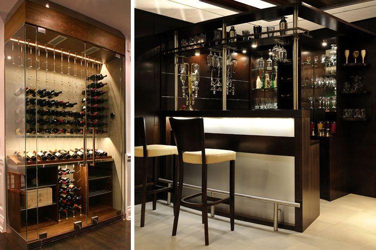 Ideas para instalar un bar en casa - Decofilia | BARES | Pinterest ...