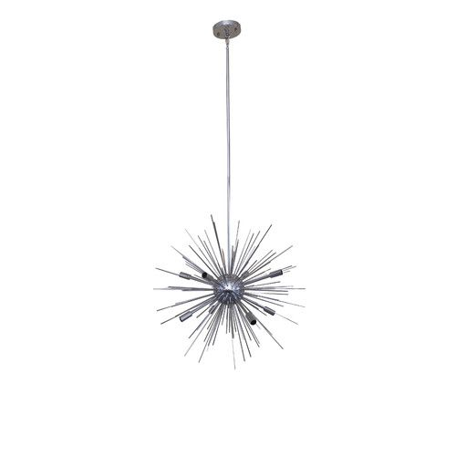 Found it at AllModern - Jennifer 8 Light Sputnik Chandelier | Mid ...