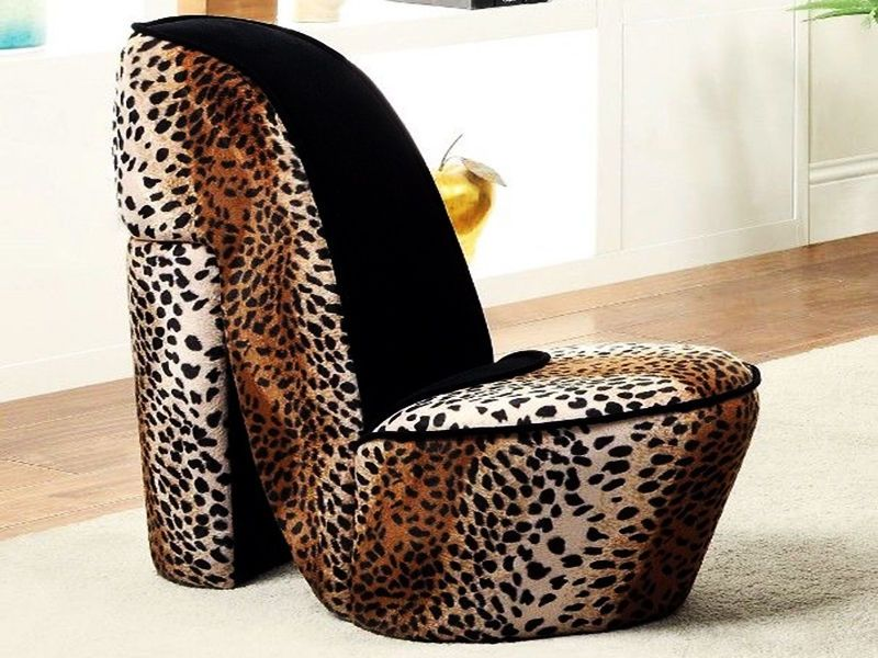 Captivating How To Build A High Heel Chair