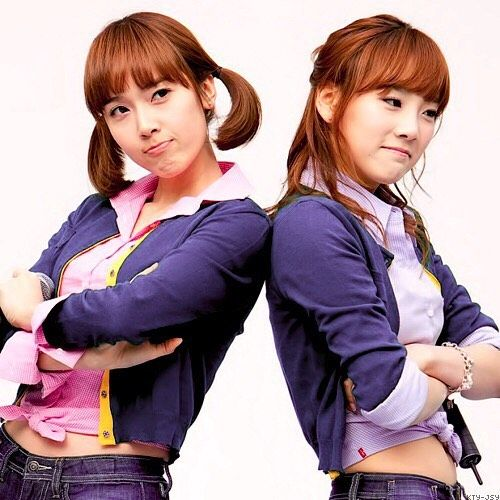 I miss Taengsic  #SNSD #GirlsGeneration #Taengsic #Jessica #Taeyeon
