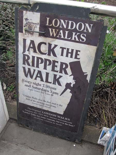 Jack The Ripper Walk Summer Study Forensic Psychology Psychology