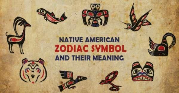 Native American Zodiac Symbols Yaqui Pinterest Native American
