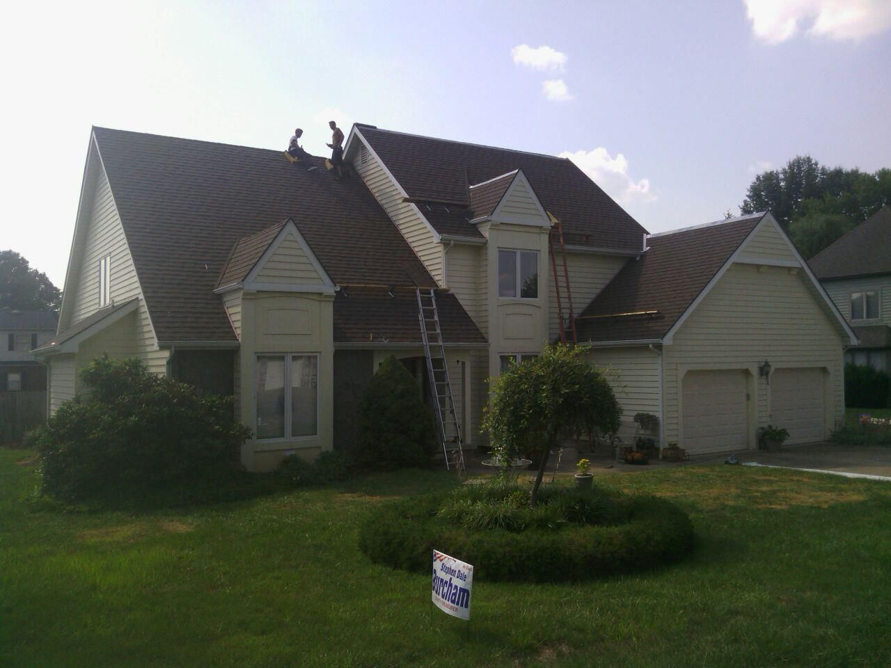 Pin By Fahey Roofing Contracting On Decra Metal Roofing Metal Shingle Roof Metal Shingles Roof Shingles