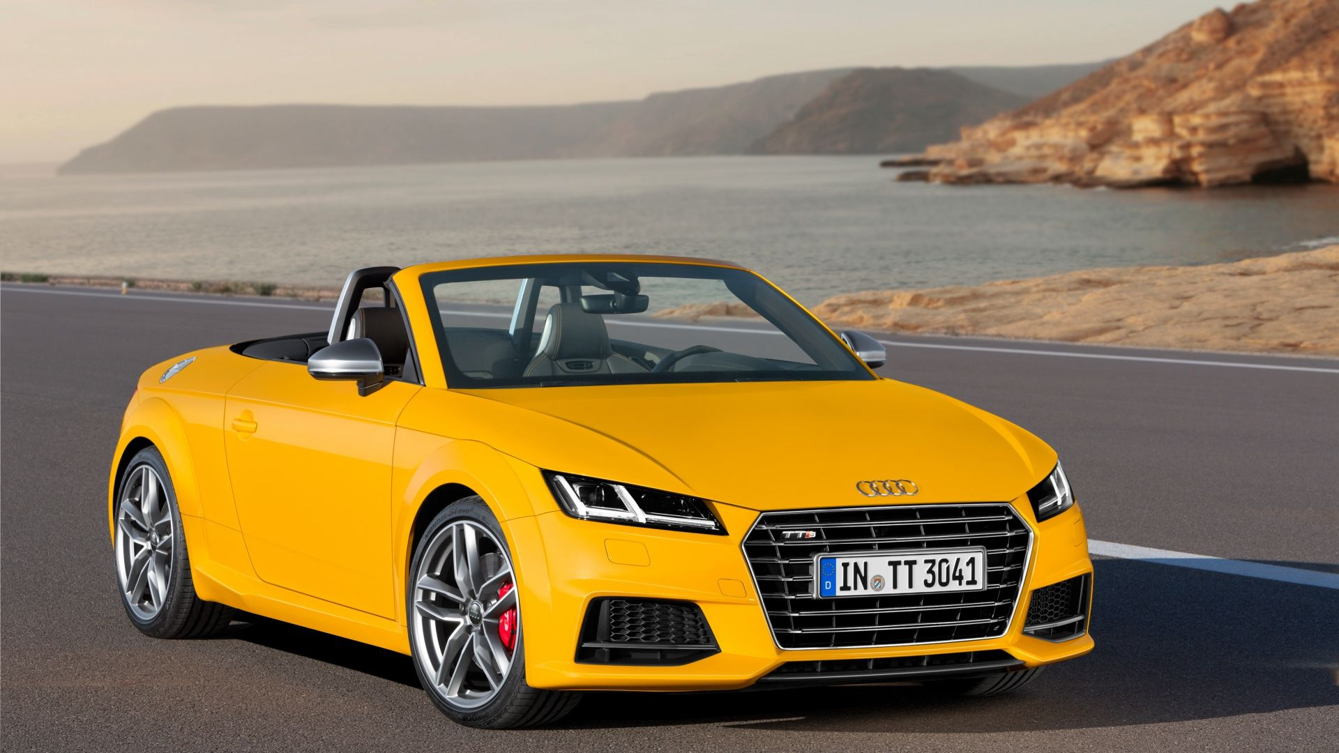 audi tt roadster, hd sports car wallpapers and backgrounds