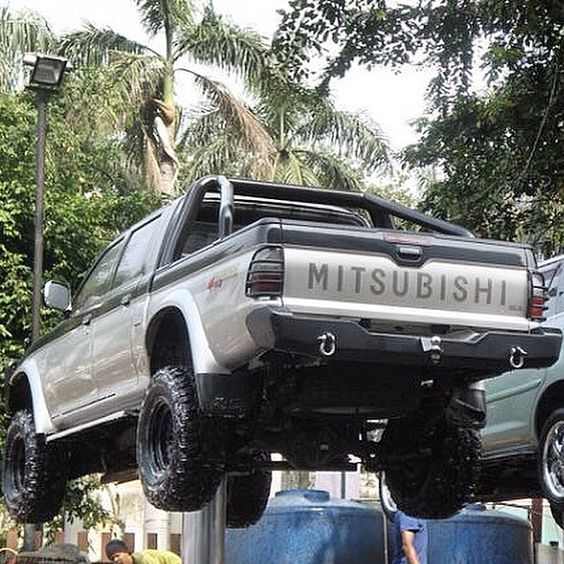 Old Old Chap Doublecab Doublecabinindonesia Mitsubishil200