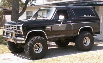 '82 Bronco. | Camionetas, Autos