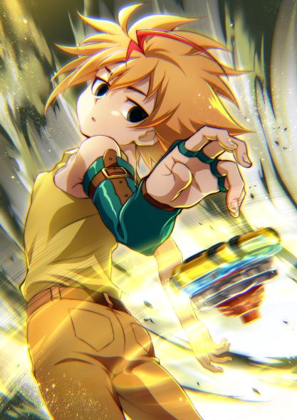 Free de la hoya beyblade beyblade burst anime awesome anime - Beyblade burst free de la hoya ...