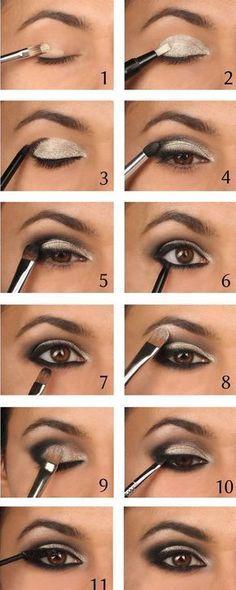 Eye Makeup Diagram Dummies Diy Wiring Diagrams