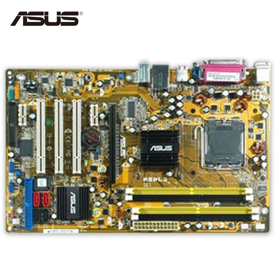 Lga775 Motherboard Ddr2 Asus Karmashares Llc Leveraging Lga G31 G33 Original Used P5pl2 Desktop 945 Socket 775 Sata2 Usb20 Atx