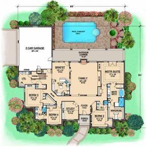 House Floor Plans Designs Best House Plans House Layouts Monster House Plans Floor Plan Design