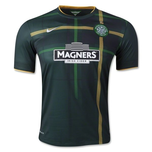 8fdc206b3 Scottish Premier League champions Celtic Football Club have released a  2014 15 Nike away kit celebrating their rich 126 year history and proud  tradition.