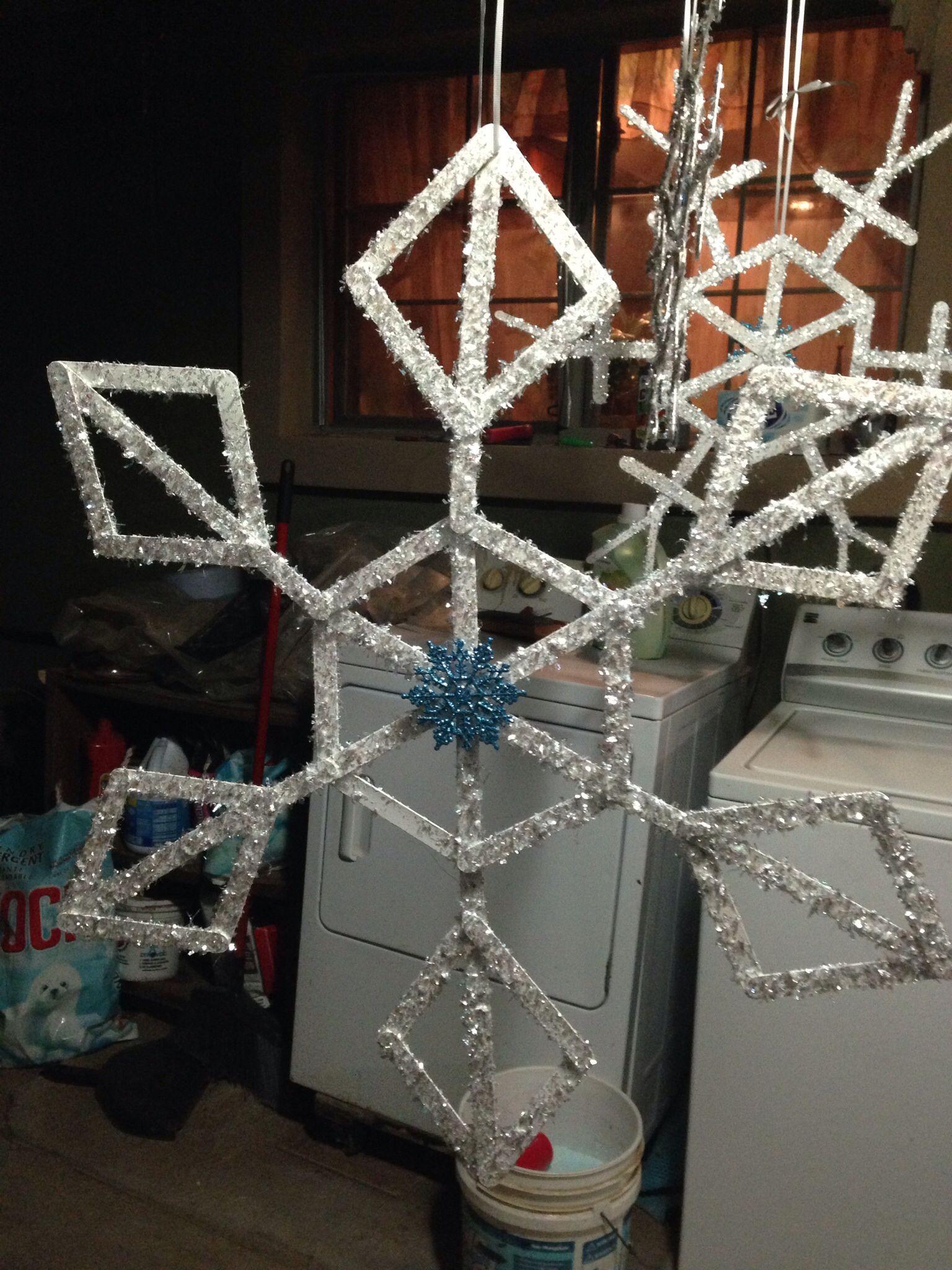winter wonderland decoration frozen bday pinterest. Black Bedroom Furniture Sets. Home Design Ideas