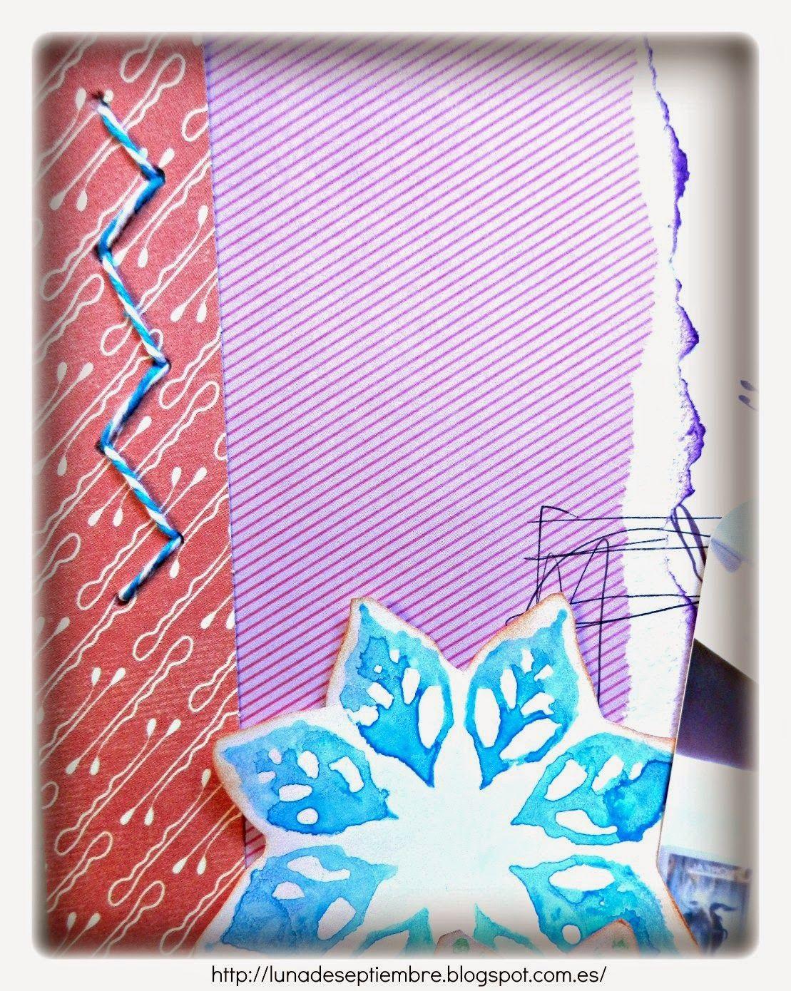 coser papel, neocolors II, LO