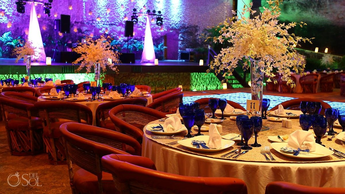 Xcaret Park Weddings Isla Restaurant Park Weddings Xcaret