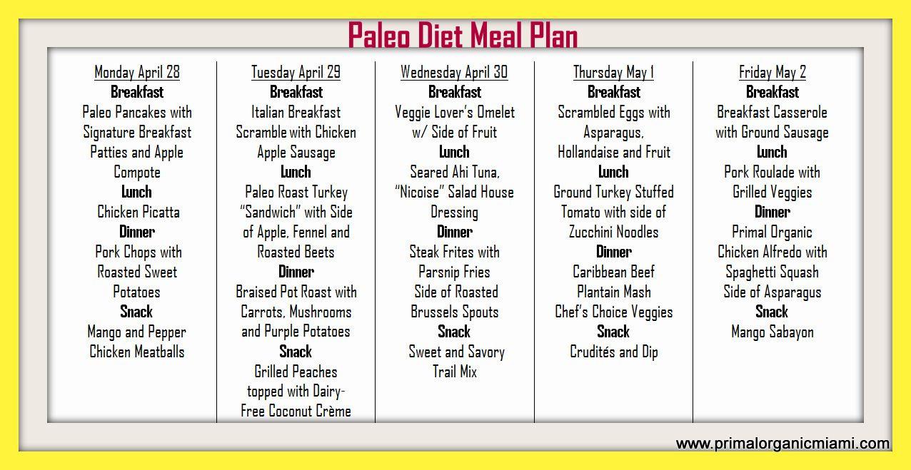 Paleo diet for weight loss sample menu also salegoods pinterest rh