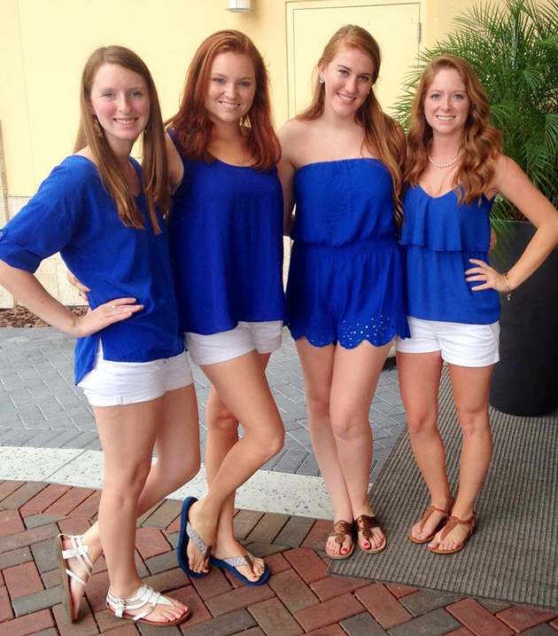 chapter wear | sorority sugar (With images) | Cute outfits