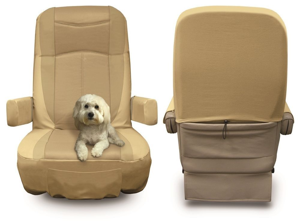 Fine Details About Brand New Rv Motorhome Seat Covers Armrest Unemploymentrelief Wooden Chair Designs For Living Room Unemploymentrelieforg
