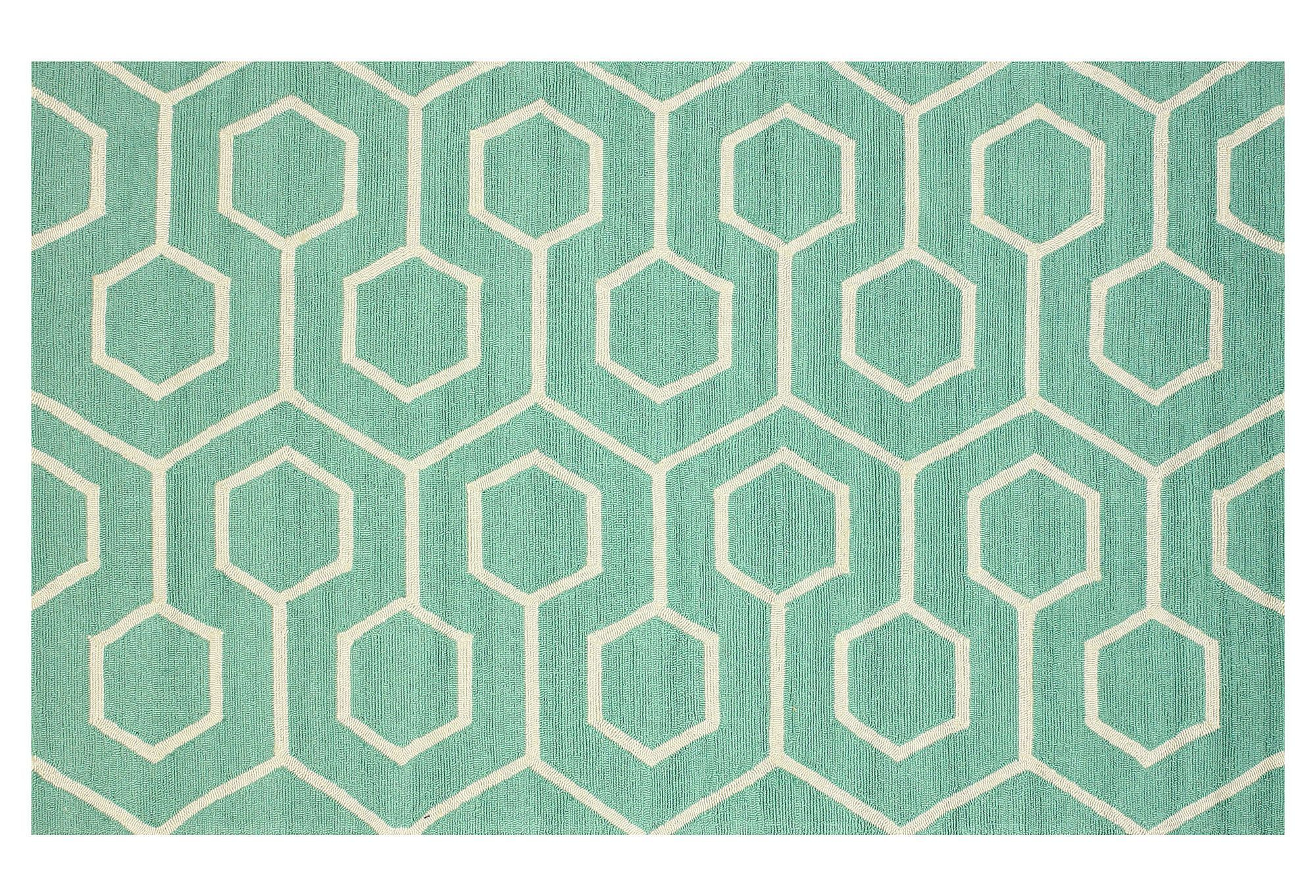 Bleu Outdoor Rug Seafoam One Kings Lane Family Room Pinterest