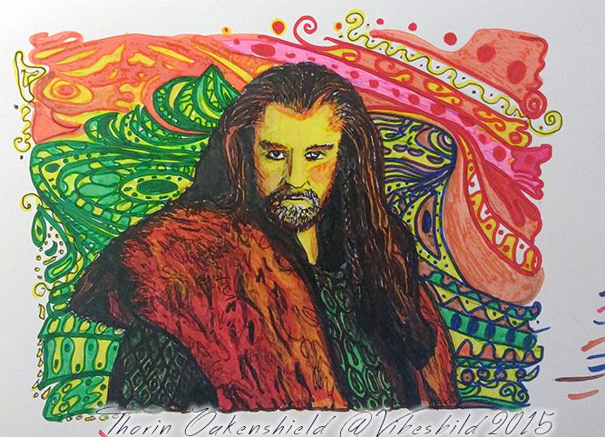 Thorin Oakenshield - Richard Armitage