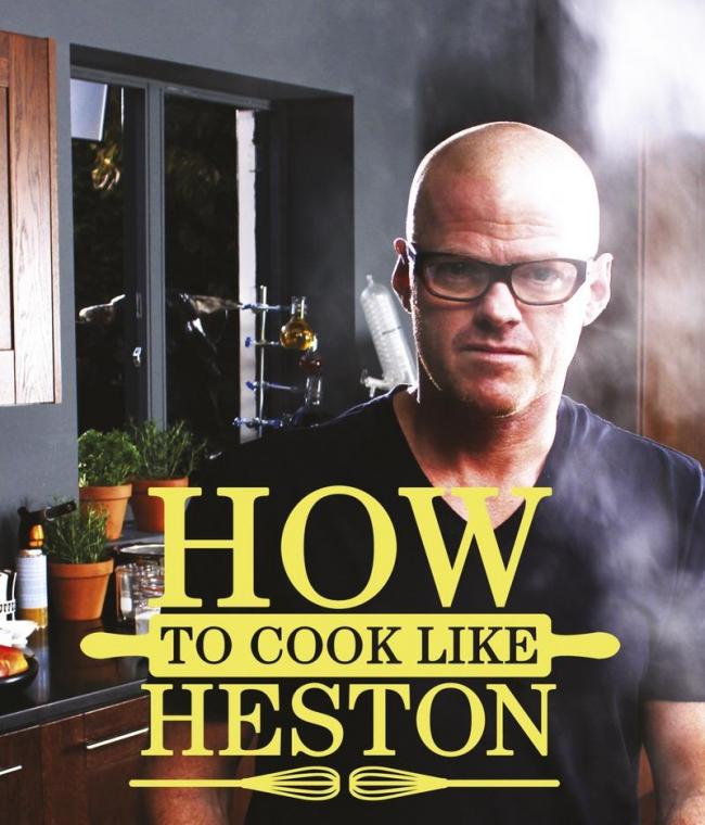Quieres aprender a cocinar con heston blumenthal - Film para cocinar ...