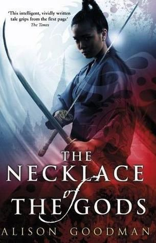 The Necklace of the Gods (Eon, #2)